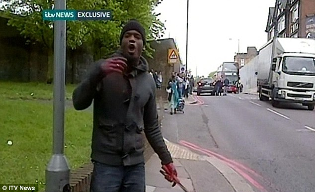 """""""You're next!""""~ Woolwich Butcher"""