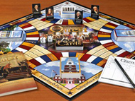 The Constitution Quest Board Game
