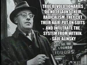 Sorceror Saul Alinsky