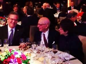 Bush, Murdoch & Jarrett ~ Pirate Peas in the Putsch Pod!