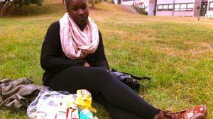 Student Leader Khadijah of Brandeis