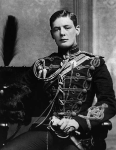 "The ""Young Lion"", Winston Churchill"