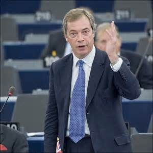 "Nigel Farage ""Calling Out The Beast""!"