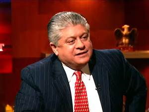 Judge Napolitano ~ The Last Gasp of Fresh Air in the Coal Mine??