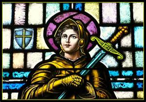"""Act, and God will Act."" ~ St. Joan of Arc"